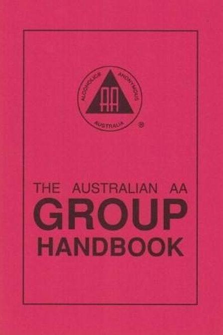 The Aust AA Group Handbook