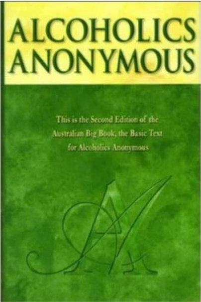 Alcoholics Anonymous - Australian 2nd Edition