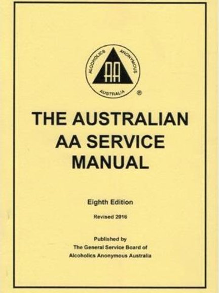 Aust. Service Manual (ND)