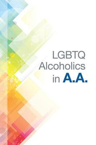 LGBTQ Alcoholics in A.A.