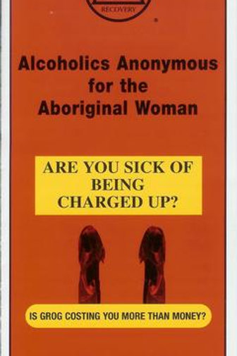 AA for Aboriginal Woman