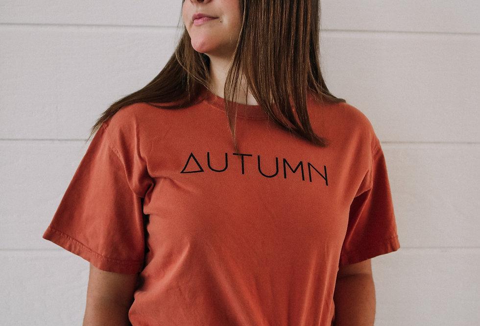 Autumn Tee