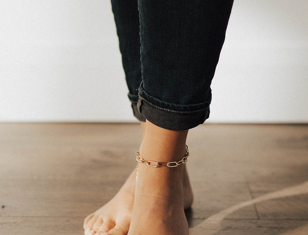 The Adeline Anklet