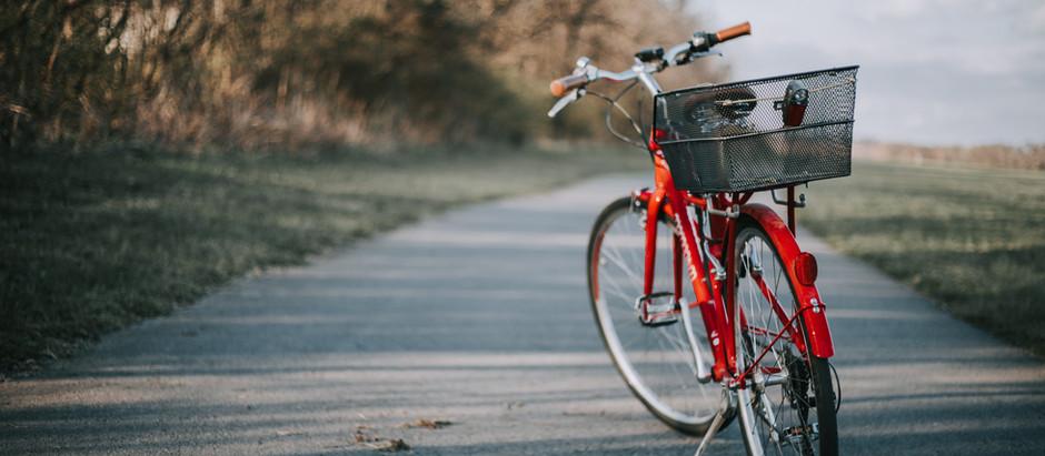 Du har väl inte missat cykelrensningen?
