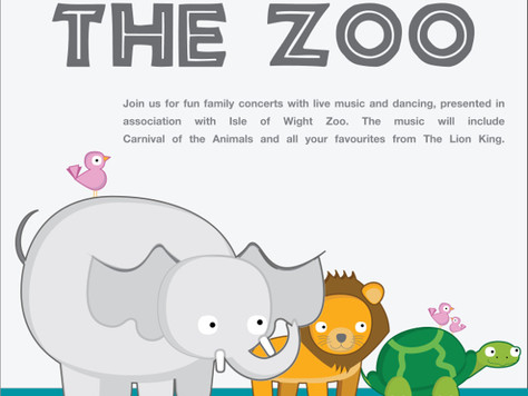 Family Concert - A Trip to the Zoo