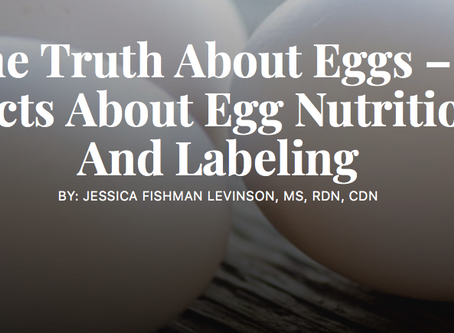 The Truth About Eggs: Six Facts About Egg Nutrition and Labeling