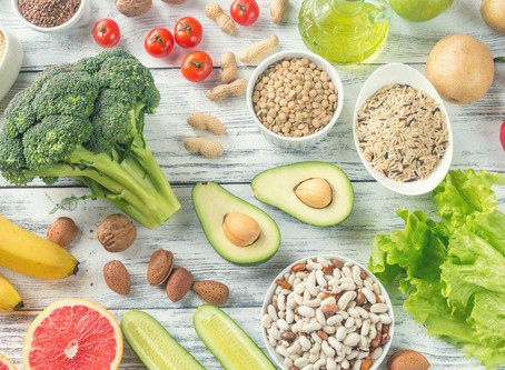 What Does Eating a Plant-Based Diet Mean?
