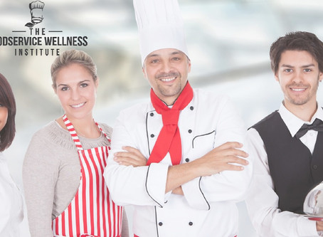 Introducing the Nation's First Food Service Wellness Institute and Certification
