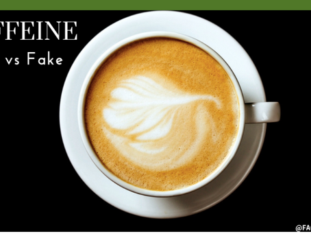 The true facts about caffeine
