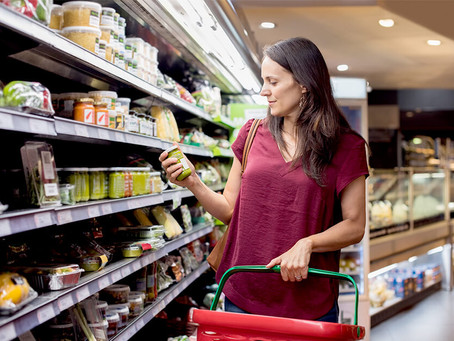All About the Nutrition Facts Label