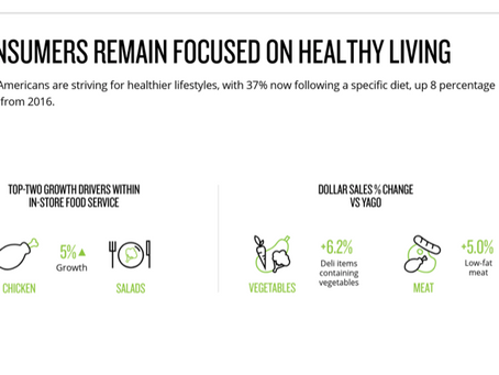"""Nielsen Insights"""" Fresh Trends - Tracking the four trends driving growth across the fresh section"""