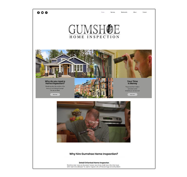 GUMSHOE Home Inspection