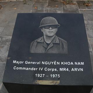 Tượng đài chiến sĩ Úc-Việt tại Victoria