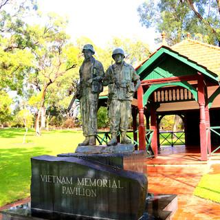 Đài tưởng niệm chiến sĩ Úc-Việt tại Western Australia