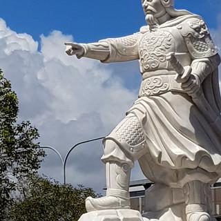 Tượng Đức Thánh Trần tại Brisbane, Queensland