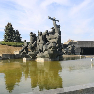 Viện bảo tàng Đệ Nhị Thế chiến tại thủ đô Kyiv, Ukrainia
