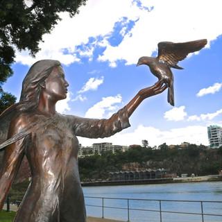 Tượng đài Thuyền Nhân tại Brisbane, Queensland