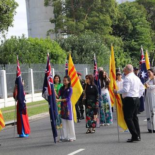 Cộng đồng Việt Nam tại Brisbane tham dự ngày ANZAC DAY năm 2019