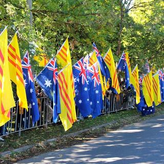 Tinh thần người Úc gốc Việt tại thủ đô Canberra, ACT