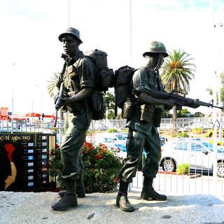 Đài tưởng niệm chiến sĩ Úc-Việt tại Dandenong, Victoria