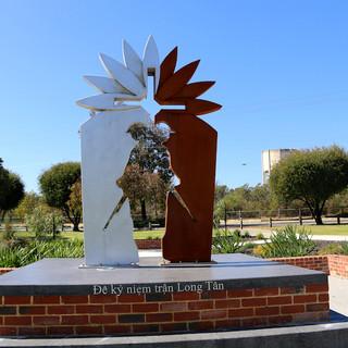 Tượng đài chiến sĩ Úc-Việt tại Western Australia