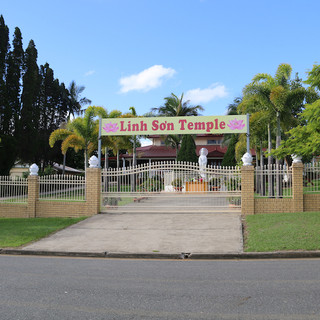 Chùa Linh Sơn tại Brisbane, Queensland