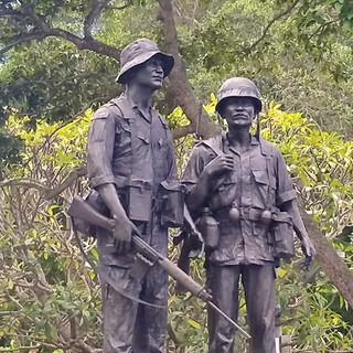 Đài tưởng niệm chiến sĩ Úc-Việt tại Brisbane, Queensland
