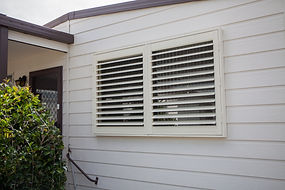 New Blinds And Shutters - Aluminium Shut