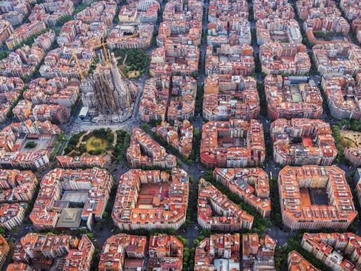 바르셀로나 도로 맵핑 공개한 모빌아이…자율주행 앞당긴다