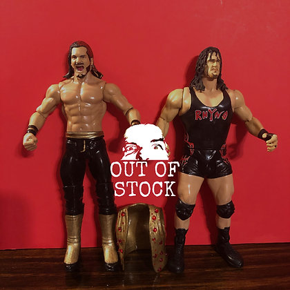 JaXon Argos Action Figure - Extreme Rules 2 Pack Edition