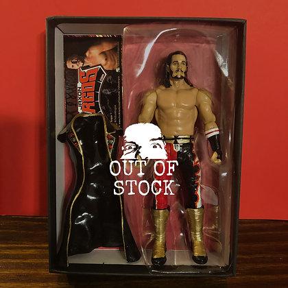 JaXon Argos Action Figure - Pittsburgh Pro Wrestling Classic Edition