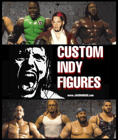 Custom Indy Figures