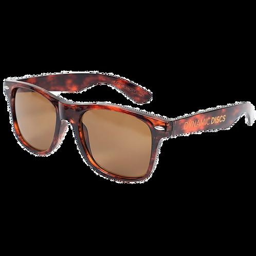 Dynamic Discs - Tortoise Sunglasses