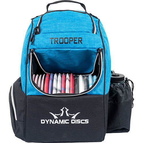 Dynamic Discs - Trooper Backpack | Heather Blue