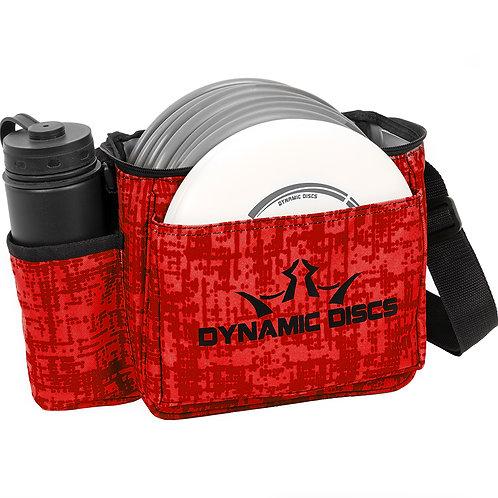 Dynamic Discs Cadet Bag | Genome Red