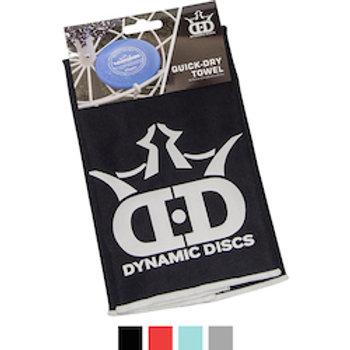 Dynamic Discs - Quick Dry Towel