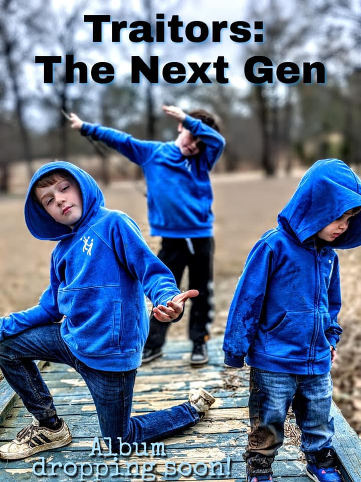 The next generation of disc golfers