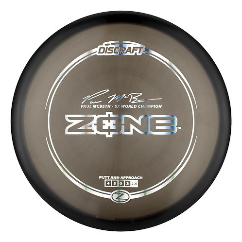 Paul McBeth - Z Zone