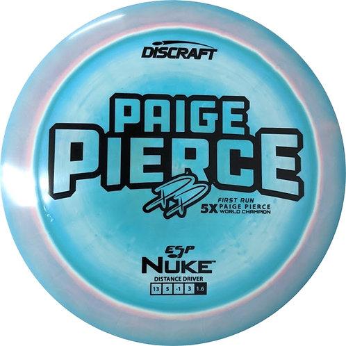 Paige Pierce - ESP Nuke
