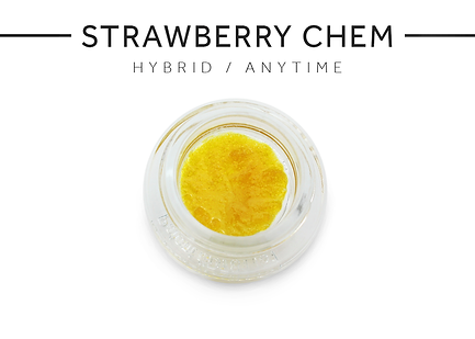 CREME Strawberry Chem