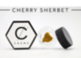 CREME Cherry Sherbet - Crumble