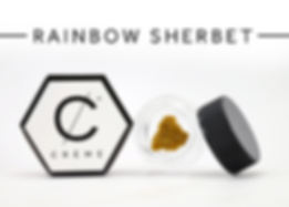 CREME Rainbow Sherbet - Crumble