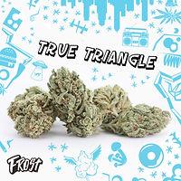 Frost True Triangle Flower Image