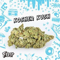 Frost Kosher Kush Flower Image