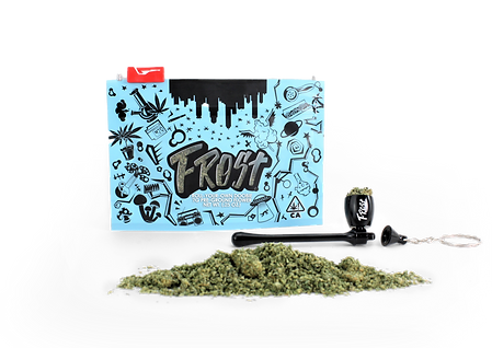 Frost Pouch Pipe and Shake
