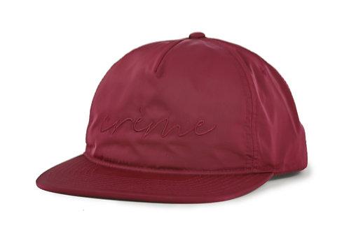 1st GEN SHIMMER PINCH CAP (WINE)