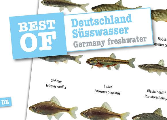 Deutschland Süsswasser