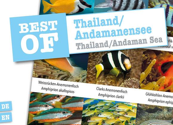 Thailand / Andamanensee