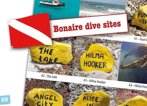 Bonaire dive sites
