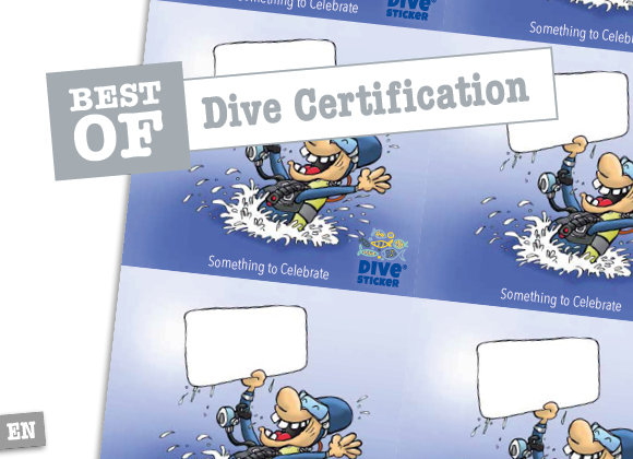 Dive Certification 1-13 – Comic Edition